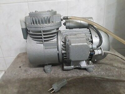 Knf Ivoclar Vde 0530 Dental Neuberger Single Piston Pump Working