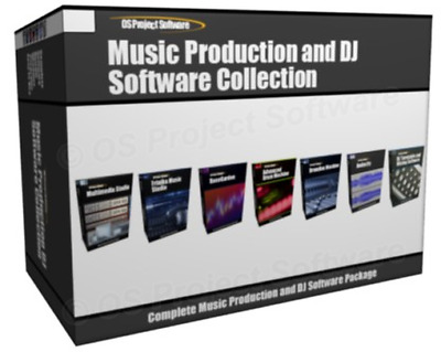 COLLECTION - AUDIO Software DJ MP3 Music Mix Audio - Serato