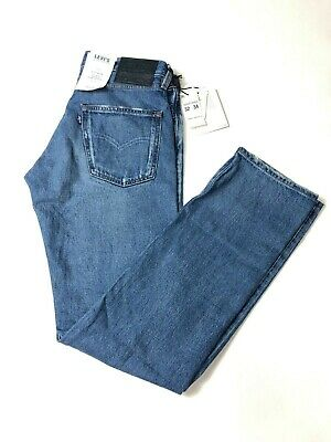 1429b632 Levi's Made Crafted Japan Men's 511 Slim Jeans Size 32X34 Japanese Selvedge  $228