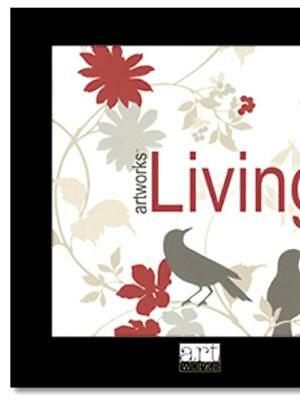 Artworks Living Wallpaper Sample Book Scrapbooking Paper Crafting Wall Collage