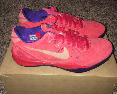 various colors d23e2 b85d3 Nike Kobe 8 EXT Year Of The Snake YOTS Red Suede BNIB DS Rare (only