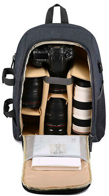 new Camera Backpack Bag for Canon Nikon Sony DSLR & Mirrorless by Altura Photo