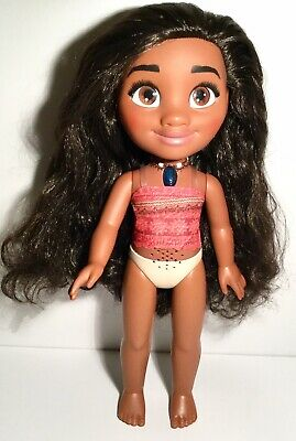 "Disney Princess Moana aventure Talking singing doll 14/"" figure doll"