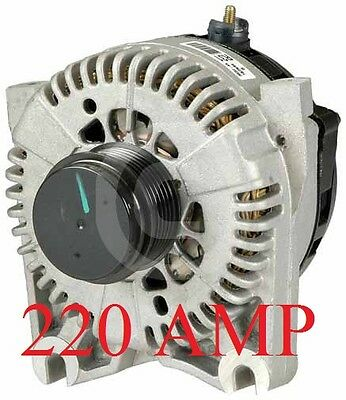 HIGH AMP ALTERNATOR FORD Mustang 4.6 DOHC wo Supercharger 2003-2004 COBRA MACH 1