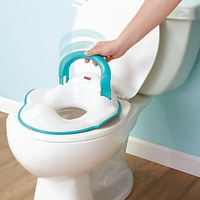 Training Toddler Potty Seat For Toilet Ring Kids Baby Stool Chair With Back Rest