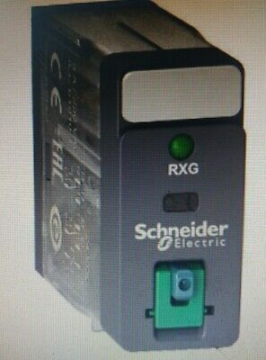 Schneider INTERFACE PLUG-IN RELAY 5A 2xC/O Standard, With LTB/LED-24VDC Or 48VDC