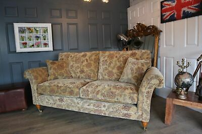 Parker Knoll burghley model 3 seater sofa RRP £1700