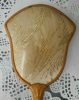 Antique Decorative Ladies Hand Mirror Vanity