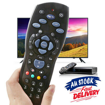 TV Remote Control Mystar For Foxtel PayTV Replacement HD