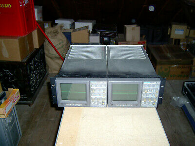 Lot Tektronix 1735 + 1731