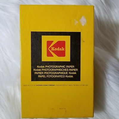 NIB- 100 Kodak Kodabromide F-2 Double Weight Post Cards Photographic Paper
