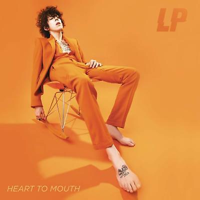 cd LP LAURA PERGOLIZZI HEART TO MOUTH