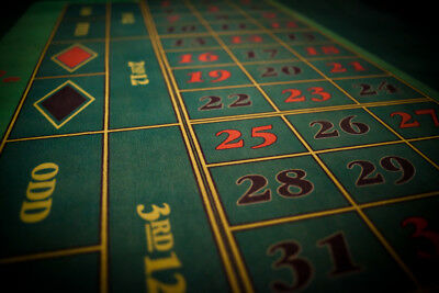 "Win £200-plus (About US$260) A Day With The ""Win-And-Win-Again"" Roulette System"