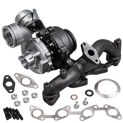 Turbo Turbocompresseur pour AUDI A3 2.0 TDI 136 140 cv 724930-0001 7249302 Turbo