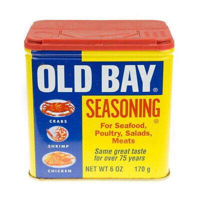 Old Bay Seasoning 6 oz