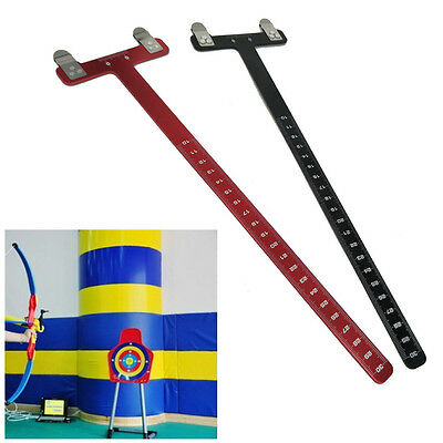 1PCS Archery T Square Ruler for Compound Recurve Arrow Bow Field Outdoor Hunting