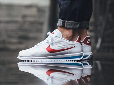 new styles a67cd 4eb50 NIKE CORTEZ ULTRA Moire Trainers Mens Size Uk 6.5 Eur 40.5 Us 7.5 Forrest  Gump