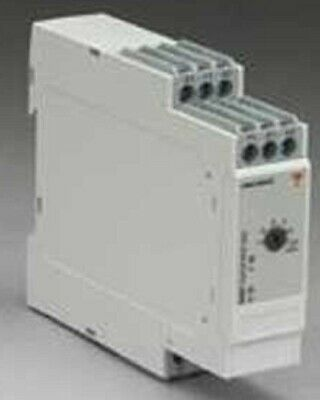 Carlo Gavazzi OVERCURRENT MONITORING RELAY 0.5-5A AC/DC 1-Phase, DIN-Rail Mount