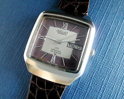 Seiko LM 5210-5010 Lord Matic 28800bph Vintage Mechanical Automatic Men's Watch