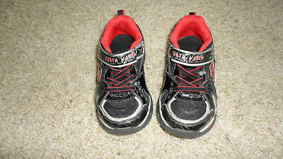 Toddlers Skechers STAR WARS CAYDEN STARFIGHTER Shoes     13E