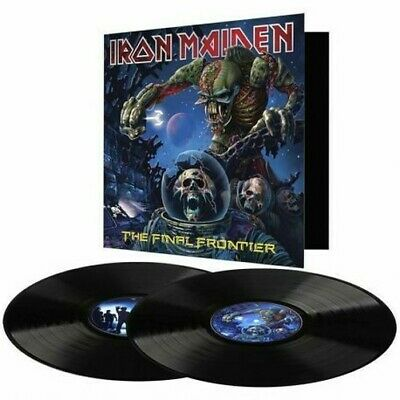 Iron Maiden - The Final Frontier - 2 Vinyles [LP]