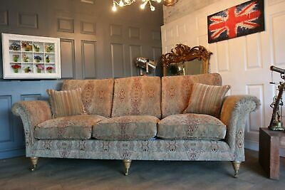 Parker Knoll burghley model 3 seater grand sofa RRP £2000