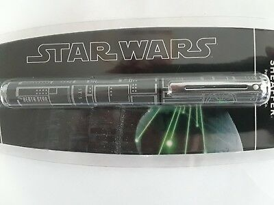 Cross Sheaffer Pop Star Wars Death Star/Chrome Appointments Gel Rollerball Pen