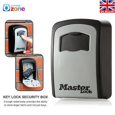 Master Lock 5401D Standard Wall Mounted Key Lock Security Box