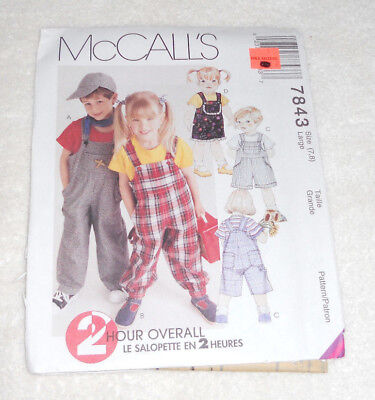 McCalls 7843 MP719 Misses Skirt Pants 8-16 Sewing Pattern