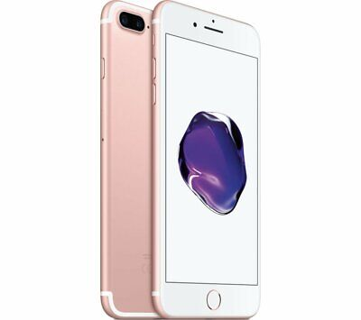 New in Sealed Box Apple iPhone 7 Plus Unlocked Smartphone/32GB/ROSE GOLD