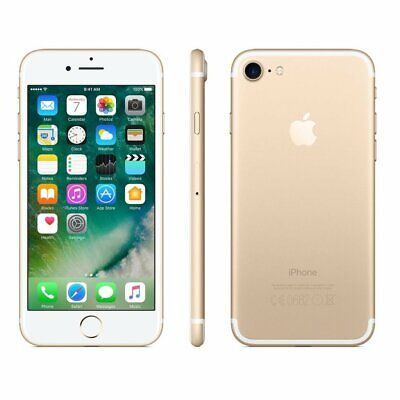 "New in Sealed Box Apple iPhone 7 VERIZON 4.7"" Unlocked Smartphone/32GB/GOLD"