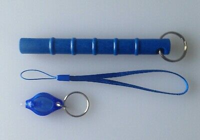 Emergency Window Breaker (Blue) + Accessories