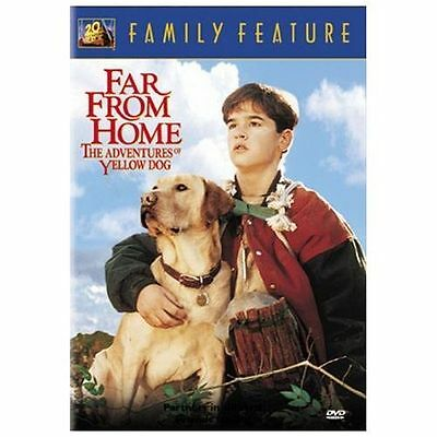 Far From Home - The Adventures Of Yellow Dog DVD NEW