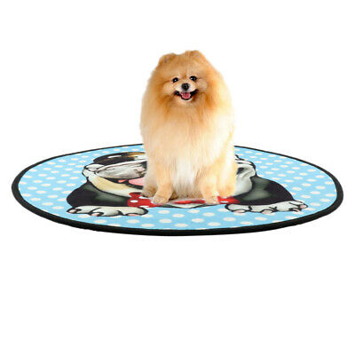 Pet Mat,Anti-slip Pet Dog Cooling Mat,Cat Puppy Summer Sleeping Bed for Pet