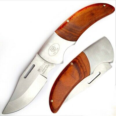 7.68in COLUMBIA 297 FOLDING POCKET KNIFE CAMPING • OUTDOOR A.
