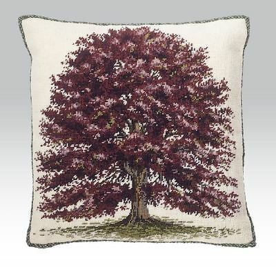 EHRMAN   COPPER BEECH TREE   David Merry   tapestry NEEDLEPOINT KIT DISCONTINUED