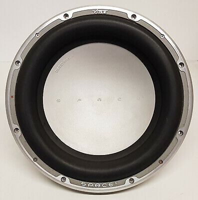 VIBE SPACE15 Dual 2 Ohm EX VIBE TUNNEL Subwoofer 1200W RMS 3600W PEAK