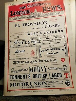 Illustrated London News Mag. Titanic Tragedy THE 2ND MAYFLOWER BEING BUILT 1956