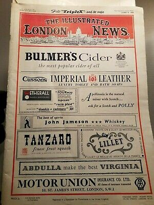The Illustrated London News Mag. jUNE 1956 2500TH ANNIVERSARY OF BUDDAHS DEATH