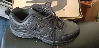 a917a02544326 New Balance WX855WB 9 Black Men Training Shoes Sneakers NEW never Worn