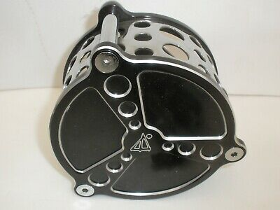 Genuine Battistini Tri Bar Harley Davidson Klaxon Horn  Cover