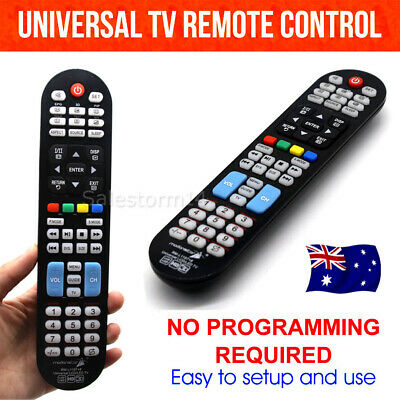 Universal LCD LED HD TV Remote Control SONY SAMSUNG LG SHARP SANYO PANASONIC OZ