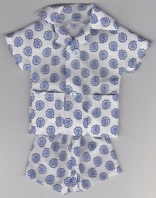 Homemade Doll Clothes-Red White /& Blue W//Stars Print Cabana fit Ken Doll C2