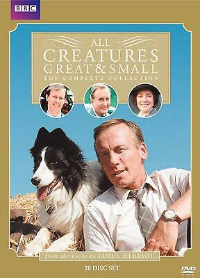 All Creatures Great and Small: The Complete Series Collection dvd - TAX FREE