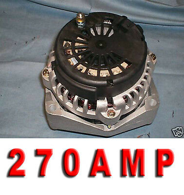 2009-2008 2007 Cadillac Escalade 6.0L HIGH AMP ALTERNATOR 2009-08 Hummer H3 5.3L