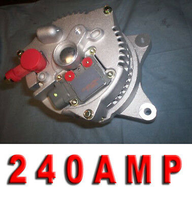 2002-97 Ford Expedition 4.6L 5.4L1999-95 Ford Crown Victoria HIGH AMP ALTERNATOR
