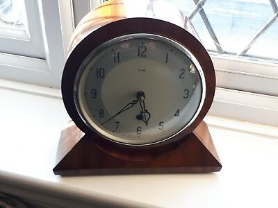 vintage Enfield Smiths clock