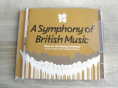 CD ELBOW david bowie THE WHO queen GEORGE MICHAEL lso LONDON OLYMPICS Soundtrack
