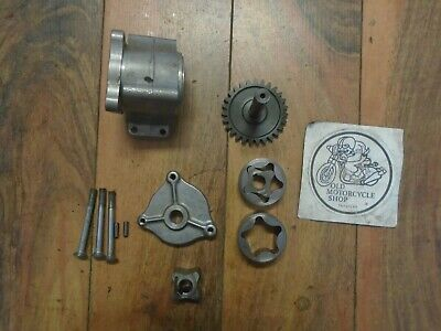 1976 Honda Cb750 K6  Oil Pump