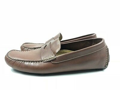 771197f7083 Cole Haan Men s Howland Penny Loafer Saddle Tan Size 11.5